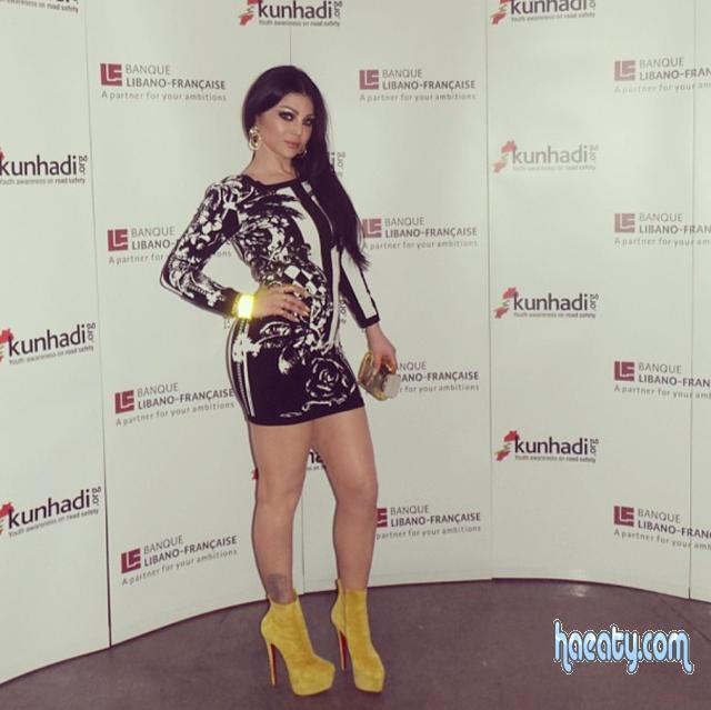 2014- Dresses Haifa Wehbe 2014 1380630581781.png