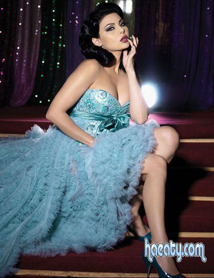 2014- Dresses Haifa Wehbe 2014 1380630584388.jpg