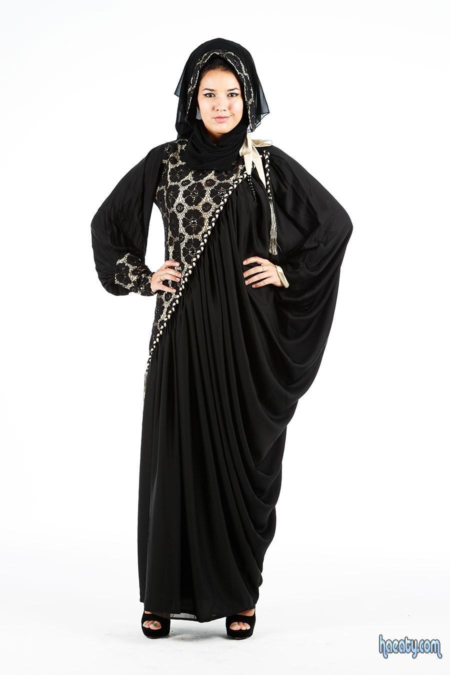 تصميمات عبايات abaya designs 2014 1390054080774.jpg
