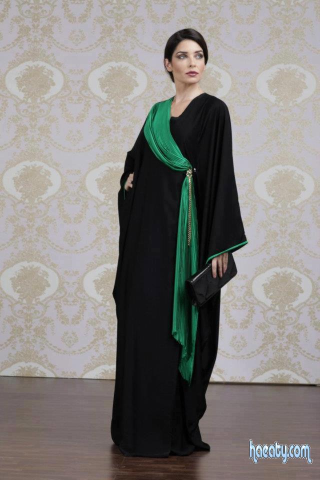 تصميمات عبايات abaya designs 2014 1390054080955.jpg
