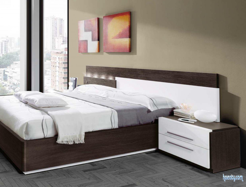 - Dormitorios blancos modernos ...