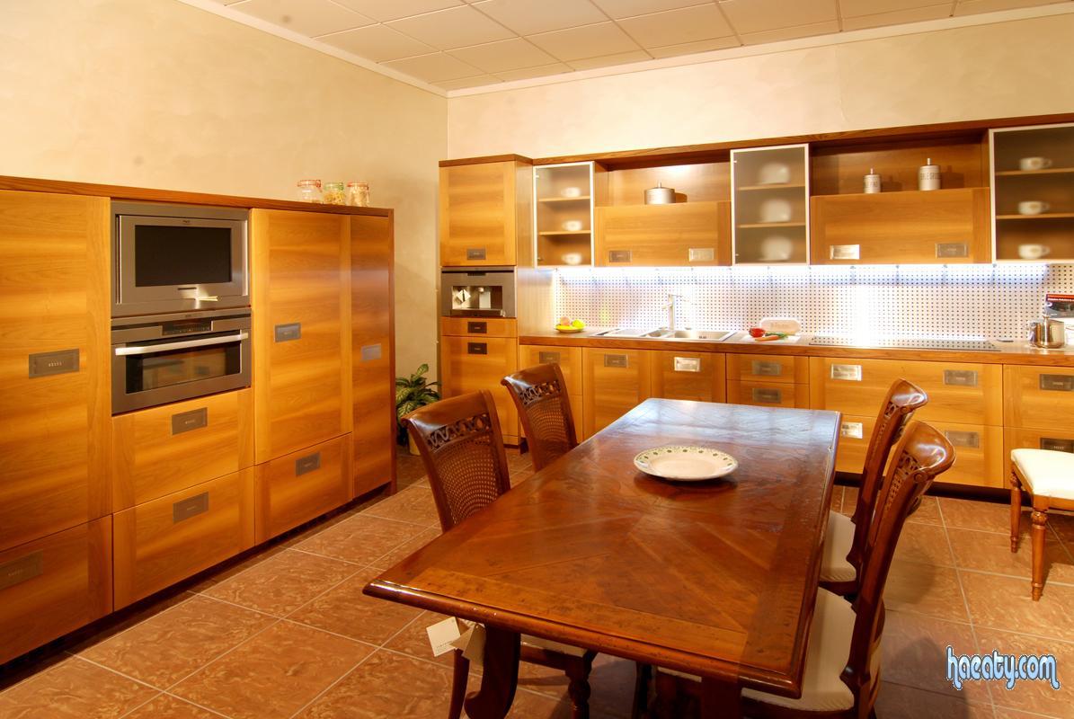 Cucine legno massello moderne