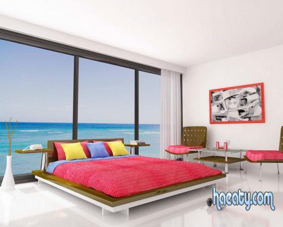 رومانسية 2014 2014 Wonderful bedrooms 13778892292310.jpg