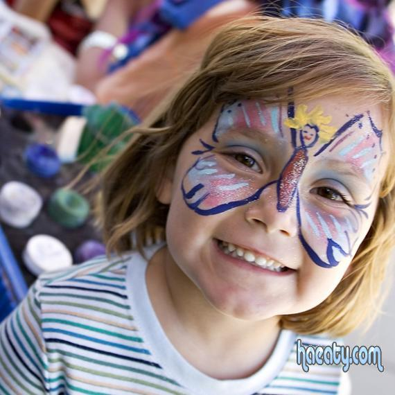 2014, 2014,Children painted their faces 13782960851610.jpg