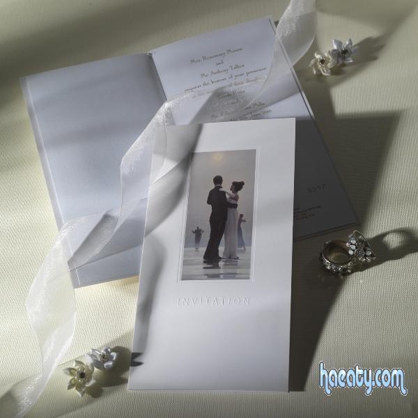 كروت زفاف للعروسين 2014