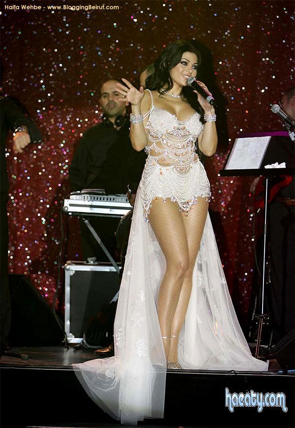 2014- Dresses Haifa Wehbe 2014 1380630583122.jpg