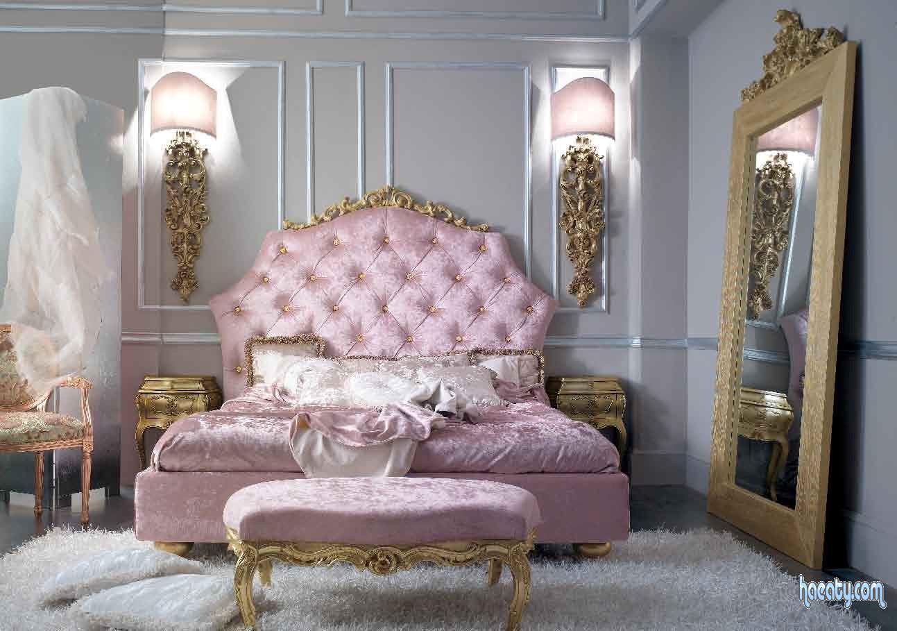 غرف نوم للعرسان مصرية 2015