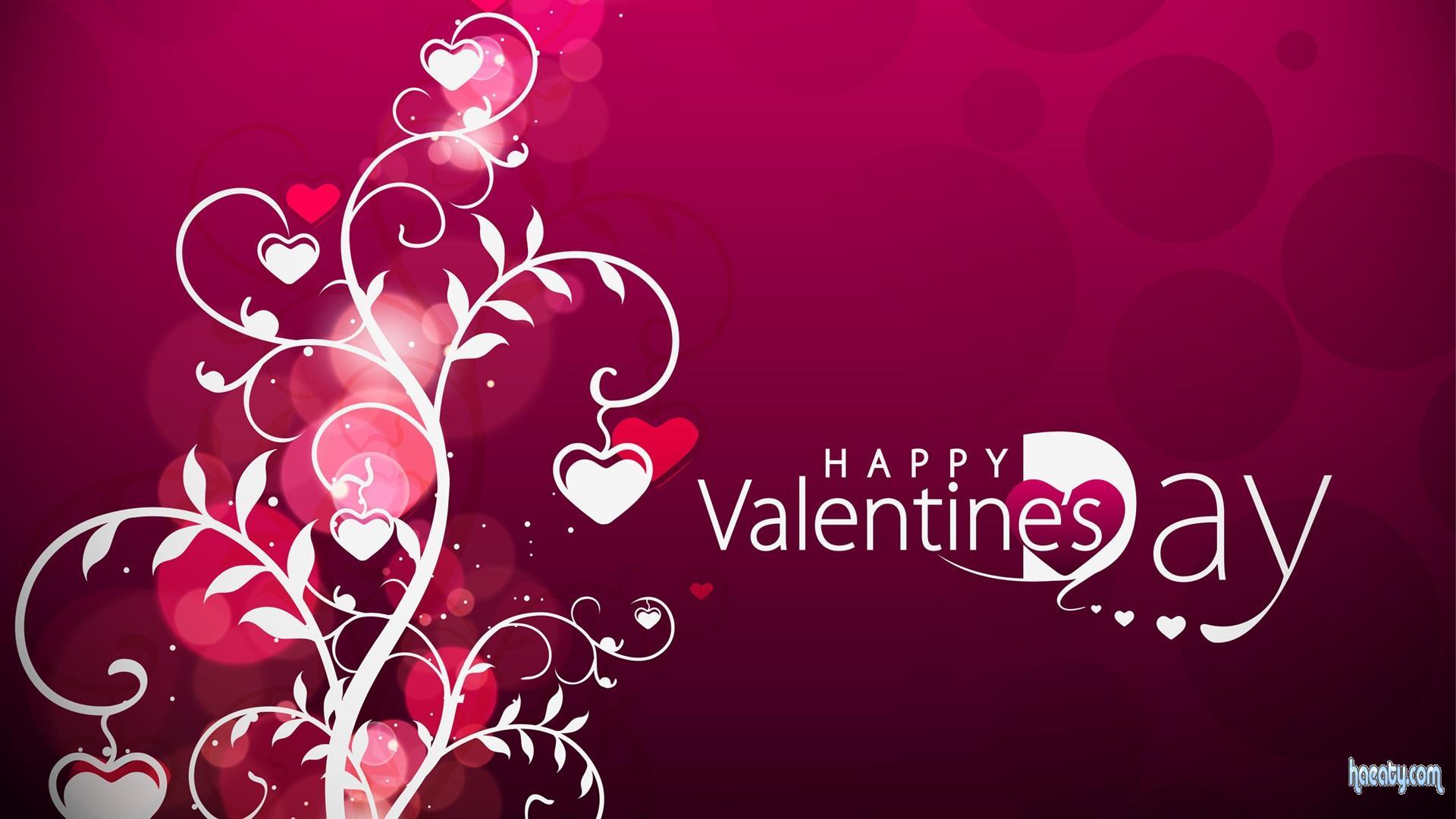 الفلانتين داي2014-Download Happy Valentines Background 1391687000325.jpg