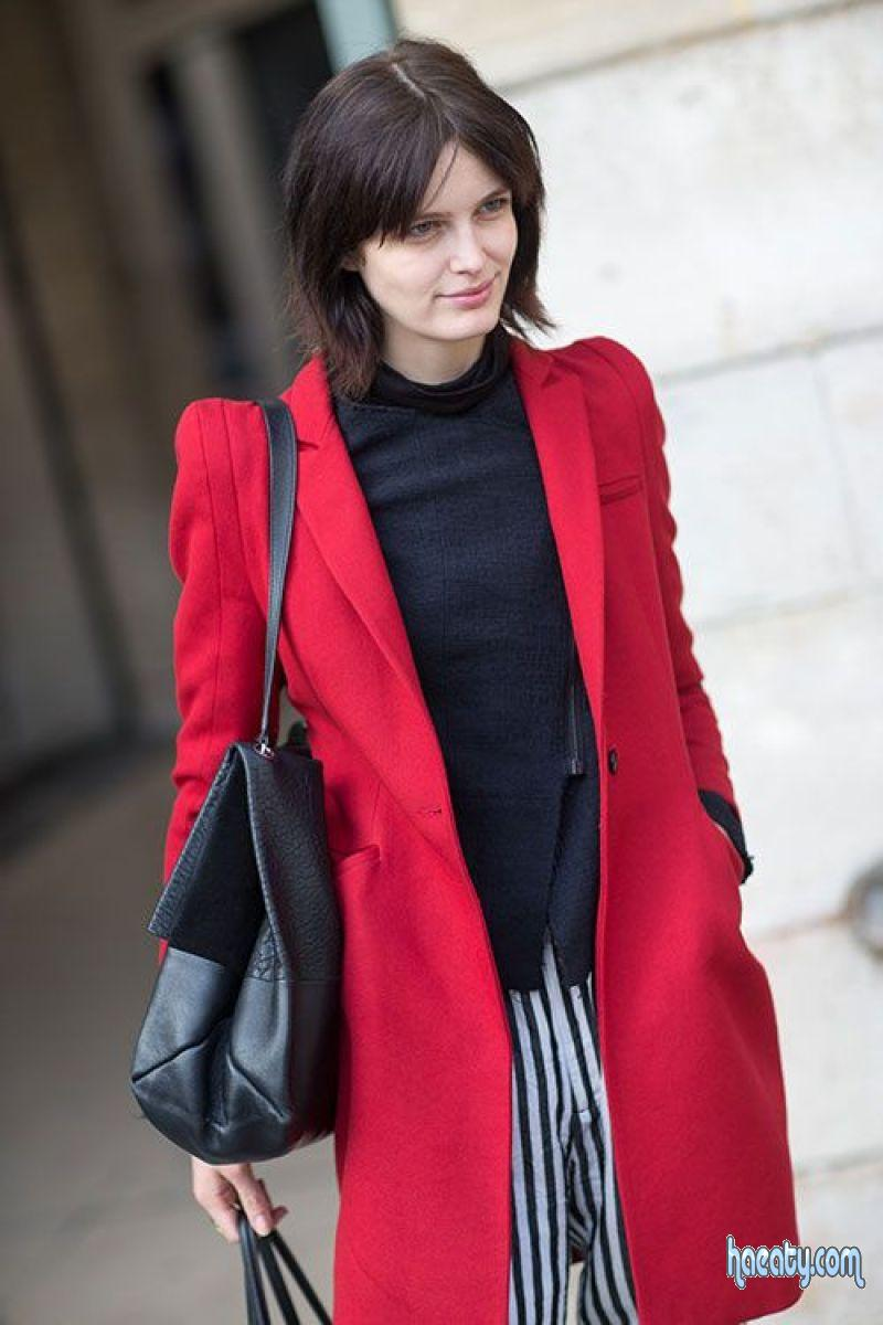 81aea4ecd موديلات ملابس شتوية 2018 Models winter clothes
